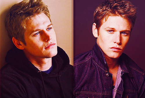 The Vampire Diaries ~ Zach Roerig
