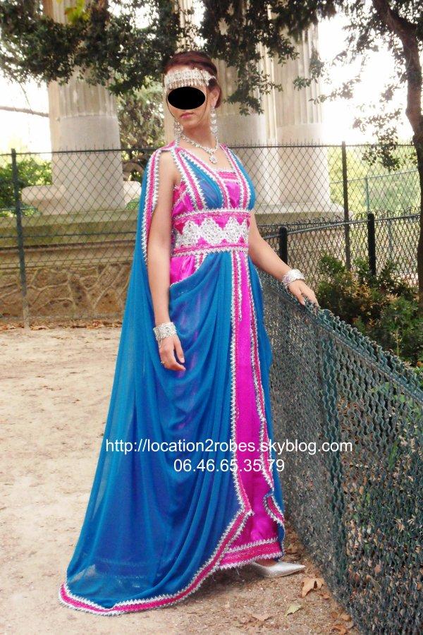 robe kabyle moderne 2012 2013 pas de vente 06 46 65 35 79 details robe