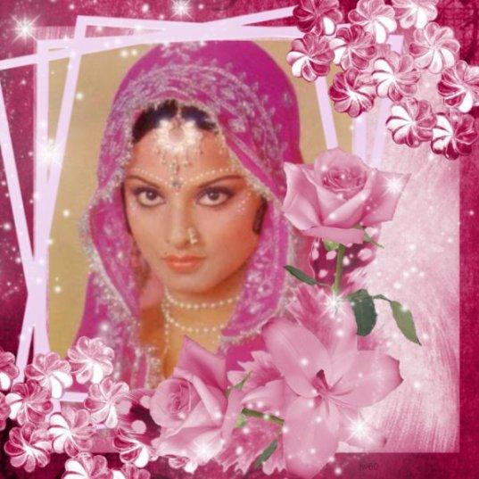 Tres belle femme arabe et tres beau montage anges et fleurs for Belle et beau